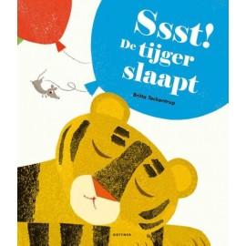 Ssst. De tijger slaapt 3+