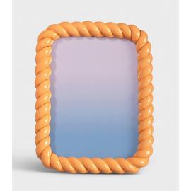 Fotolijst Braid Vierkant Peach