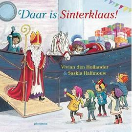 Daar is Sinterklaas. 3+