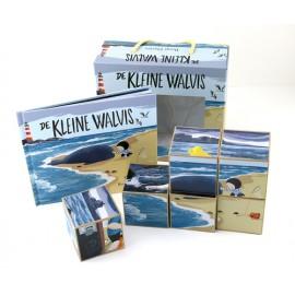De Kleine Walvis Boek en Blokkenpuzzels