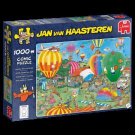 Hoera, Nijntje 65 jaar  Jan van Haasteren 1000st.