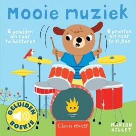 Geluidenboekje: Mooie muziek. 1+