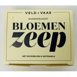 Biologische Bloemen Zeep