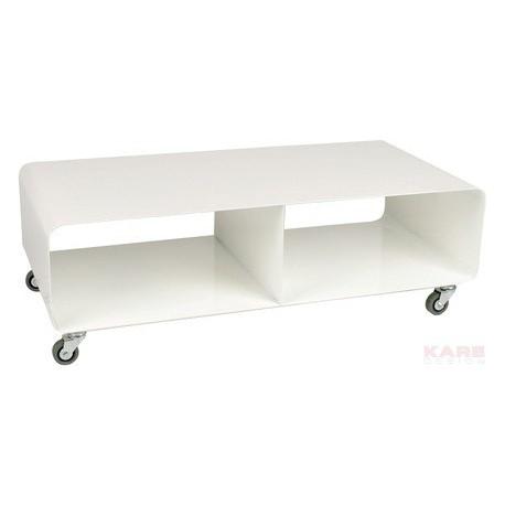 verrijdbare retro lounge tv meubel kare design. Black Bedroom Furniture Sets. Home Design Ideas