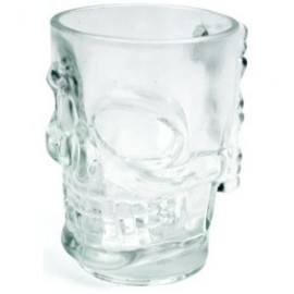Bier Glas Skull Stein