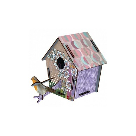 Vogelhuisje Guestroom