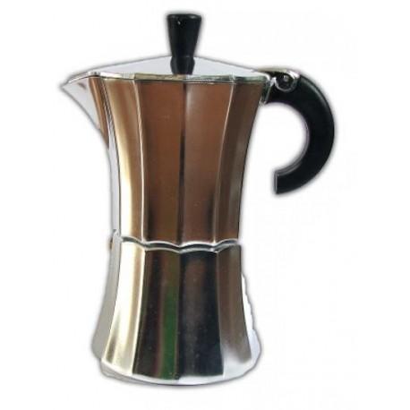 Percolator /Koffiezetter Alluminium