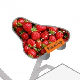 BIKECAP | zadelhoes Strawberries