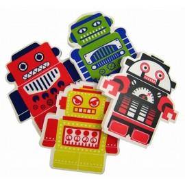Jumbo Robot Gummen