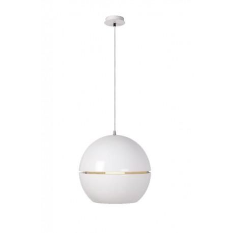 Hanglamp Seventies Wit - Lucide