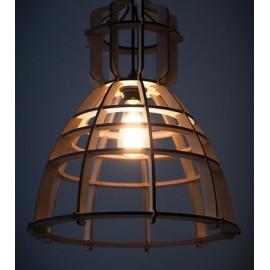 Hanglamp No 19 Industrielamp Olaf Weller