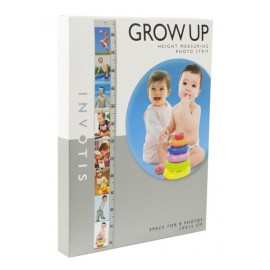Groeimeter fotostrip Grow Up