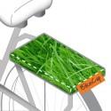 BIKECAP | Bagagedrager kussen Green grass