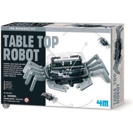 4M Bouwpakket Tafelblad Robot