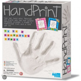 4M  Handafdruk Kit