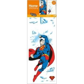 Raamstickers Superman