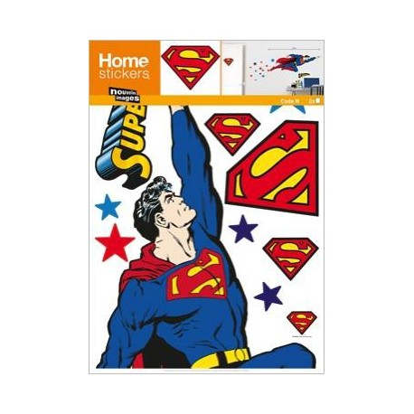 Muurstickers Superman
