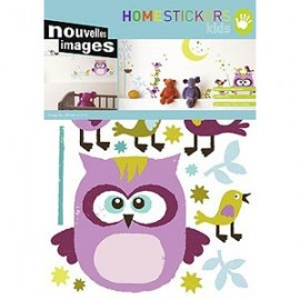 Home Stickers for Kids. Uilen & Co