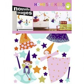 Home Stickers for Kids. Sprookjes