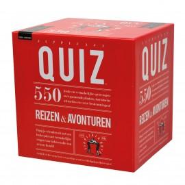 Jippijaja Quiz Reizen & Avonturen
