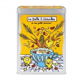 Voorraadblik Ontbijtgranen birdy Derriere La Porte