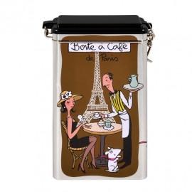 Koffieblik de Paris