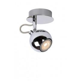 Retro Led Spot Comet Chroom