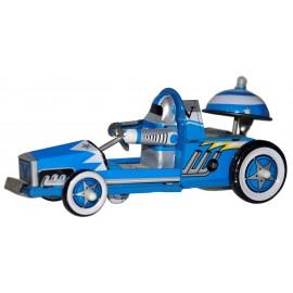 Retro robot auto met bel