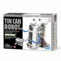 Bouwpakket Tin Can Robot 4M Kidz Lab