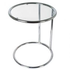 Bijzet tafel glas