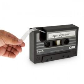 Retro Plakbandhouder Cassettebandje