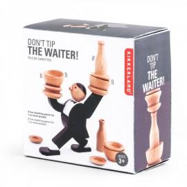 Stapelspel Don't Tip The Waiter - Kikkerland