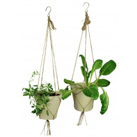 Spice it Up! Plantenhanger Set van 2 Zuperzozial