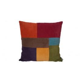 Kussen JAMES Ridge Ribe Multicolour - Zuiver