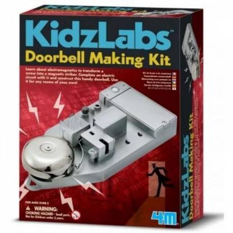 4M Kidzlabs Maak je deurbel