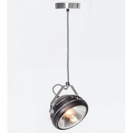 Hanglamp Vintage Koplamp No.5 - Het Lichtlab