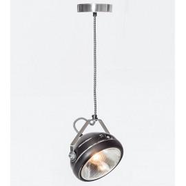 Hanglamp Vintage Koplamp  Het Lichtlab