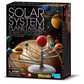 Bouwpakket Planetenstelsel - Planetarium