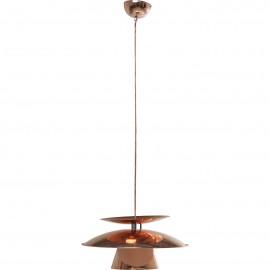 Hanglamp Vliegende Schotel Koper