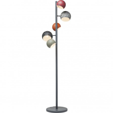 Antico 5 Lichts Vloerlamp