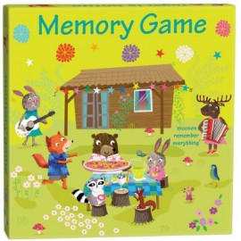 Memory Game Sunrise Kingdom