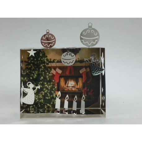 MiniWorld Magneet Kerstsfeer