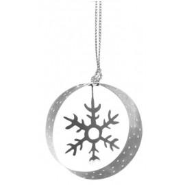 Kersthanger - Sneeuwvlok