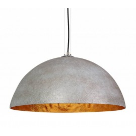 Hanglamp Mezzo Tondo Grijs Goud