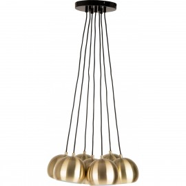 Multishine Hanglamp Goud