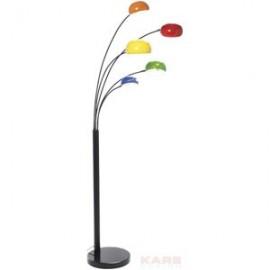 Vloerlamp Vijf Arms Kleur Kokoon Design