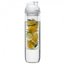 Loooqs Waterfles met infuser
