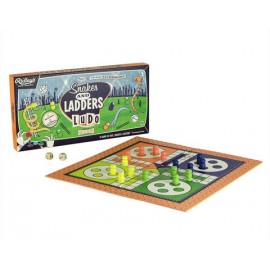 Ridley's Snakes and Ladders-Ludo
