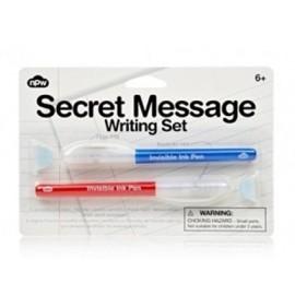 Geheim bericht schrijf set