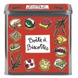 Crackerblik Biscotte à tartiner Derriere La Porte